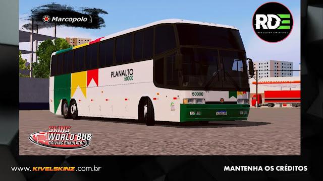 PARADISO GV 1150 - VIAÇÃO PLANALTO DE CAMPINA GRANDE