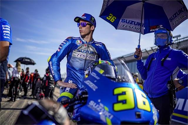 Klasemen Sementara MotoGP, Joan Mir Duduki Posisi Puncak