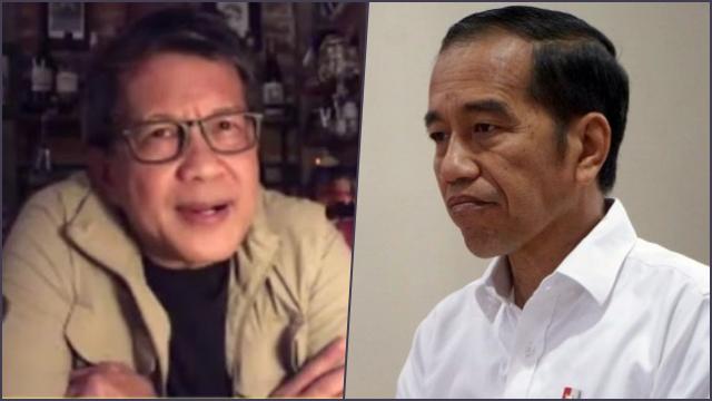 Jokowi Bahas Sopan Santun Tanggapi Kritik BEM UI, RG: Sopan Santun adalah Kemunafikan dalam Politik