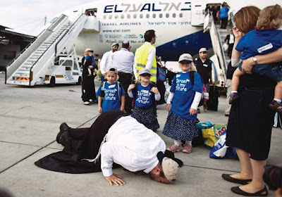 Israel  um país de imigrantes
