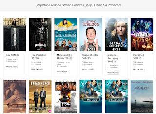 besplatno gledanje stranih filmova