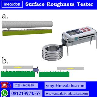 Cara Menggunakan Surface Roughness Tester