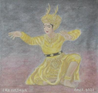 Kijang Kencana Dance Bali, Tari Bali Kidang Kencana, Tari Kijang Kencana Bali