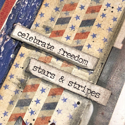 Sara Emily Barker https://sarascloset1.blogspot.com/2019/06/celebrate-freedom.html Celebrate Freedom Mixed Media Panel 8