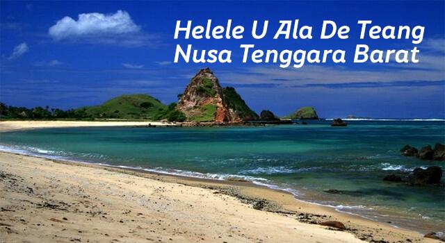 Lirik Lagu Helele U Ala De Teang