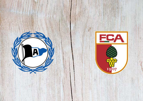 Arminia Bielefeld vs Augsburg -Highlights 16 December 2020