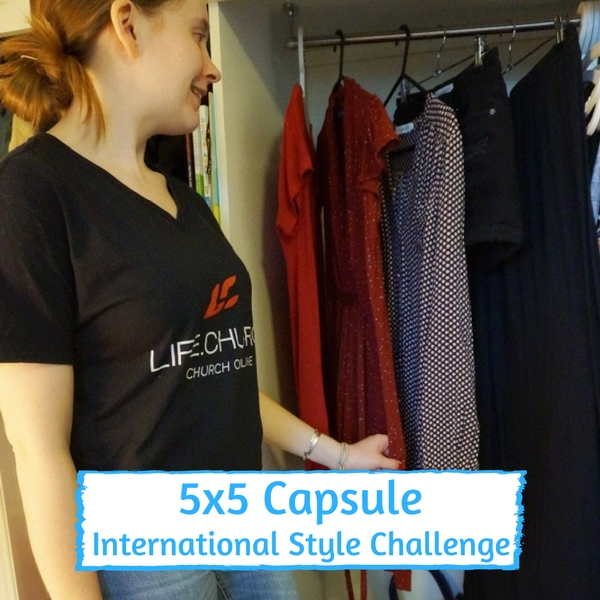 5 outfits 5 days, 5x5 International Style Challenge capsule wardrobe 5 outfits 5 days, 5x5 International Style Challenge capsule wardrobe | awayfromtheblue