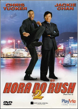 5175 - Filme A Hora do Rush 2 - Dublado Legendado