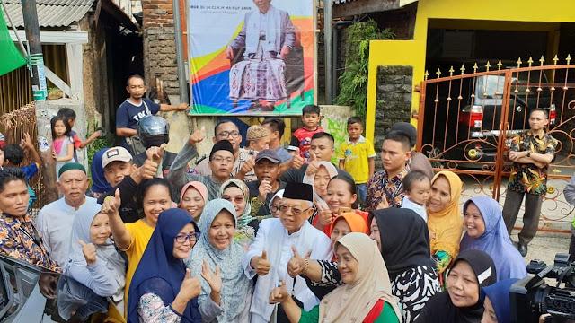Ma'ruf Amin Yakin Dipilih Milenial, BPN: Mimpi dan Berkhayal