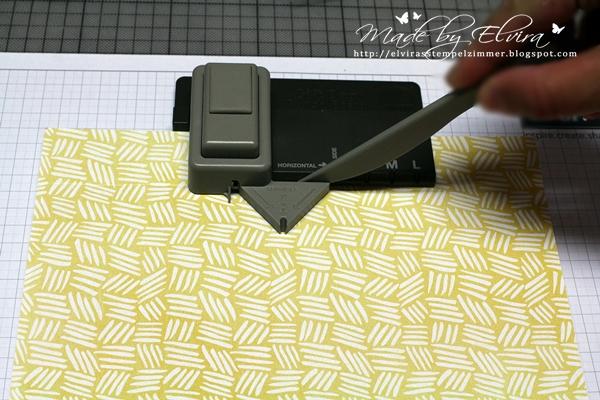 Gift Bag Punchboard von Stampin Up