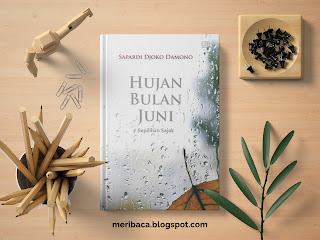 Review Buku Hujan Bulan Juni: Sepilihan Sajak - Sapardi Djoko Damono