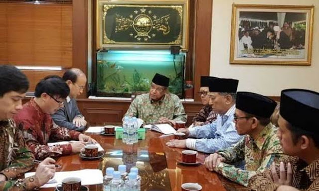 Media Asing : China Suap Ormas Islam RI Agar Diam soal Uighur