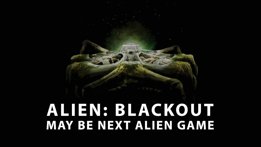 alien blackout game 20th century fox trademark