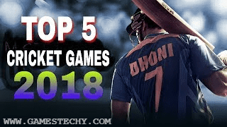 top 5 cricket games for android download