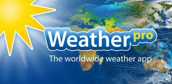WeatherPro Premium 5.4.1.4 Apk Mod