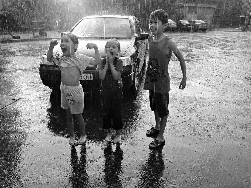 «Оптимістичний дощ» – призер ХХ Міжнародного фотоконкурсу газети «День»