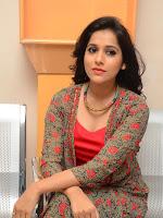 Rashmi Gautam at Thanu Vachenanta Audio-cover-photo