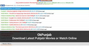 OKpunjab Download Bollywood Hollywood Hindi Dubbed Punjabi Movies   