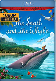 El caracol y la ballena (The Snail and the Whale) (2020) [720p Web-DL] [Latino-Inglés] [LaPipiotaHD]