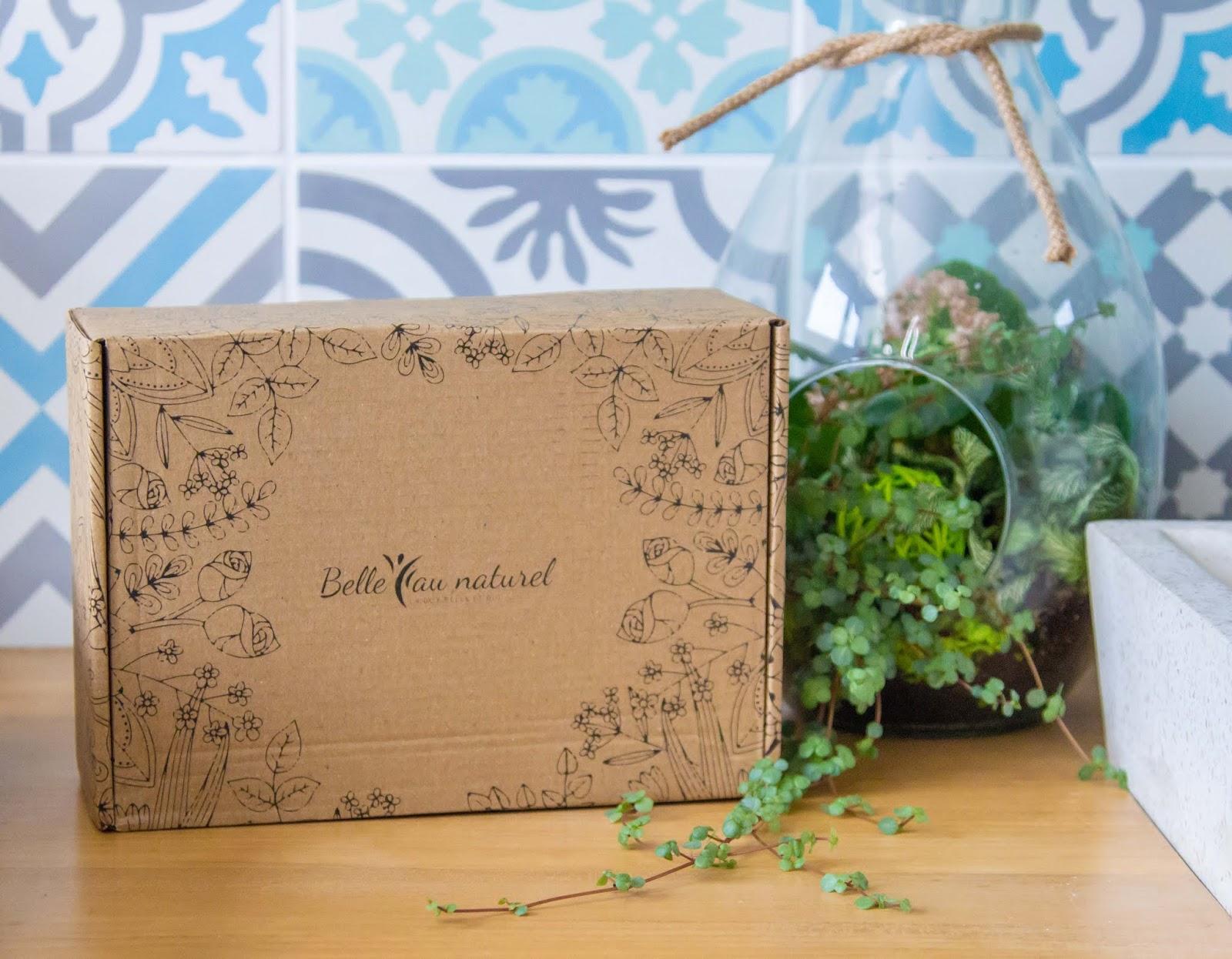 Instant Cocooning : la box Belle au Naturel de Novembre