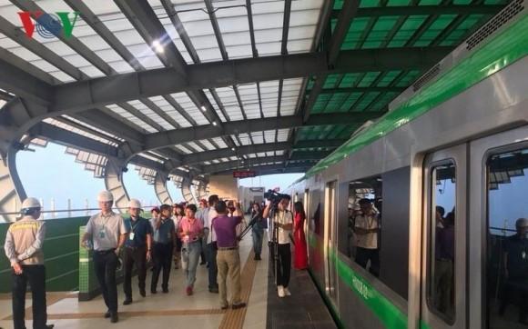 """Bộ GTVT ra """"tối hậu thư"""" về mốc vận hành đường sắt Cát Linh – Hà Đông"""