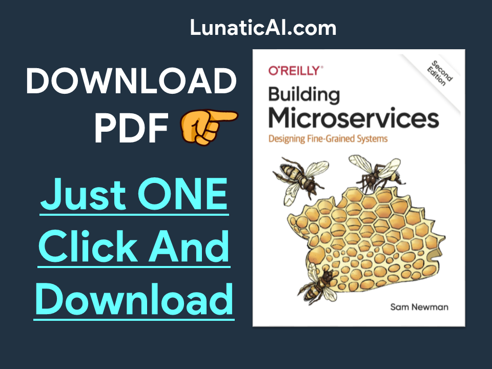 Building Microservices, 2nd Edition PDF Download