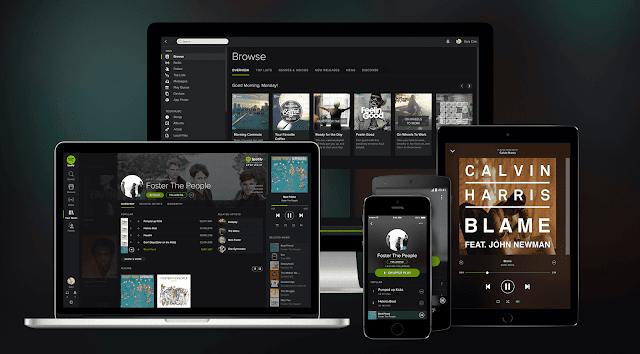 akun spotify premium gratis selamanya 2019