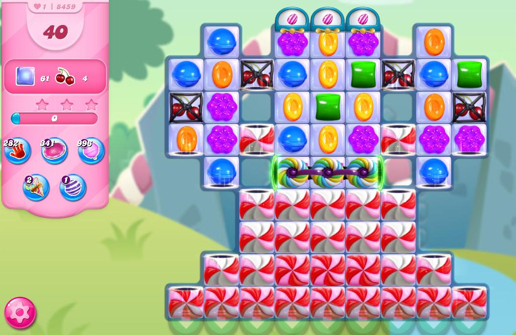 Candy Crush Saga level 8459