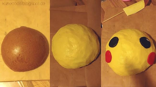Rezept // Pikachu Kuchen / KuneCoco