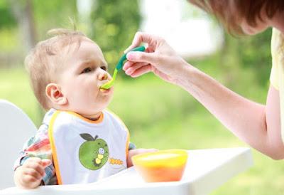 Dinh dưỡng cho bé ăn dặm