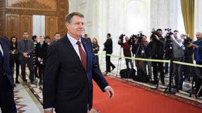 Klaus Iohannis, romániai kisebbségek, Románia, grupul parlamentar al minoritatilor nationale 1990-2016