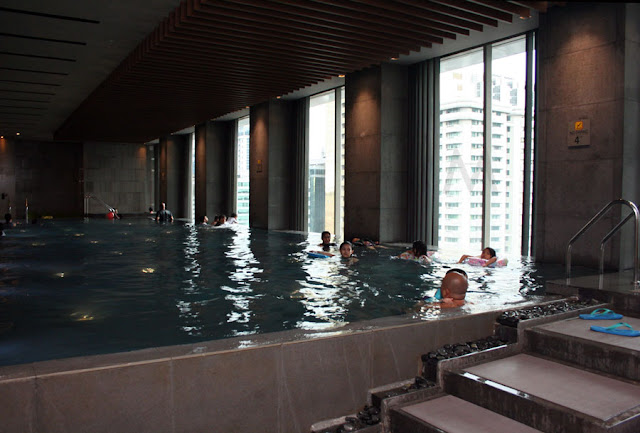 Marco Polo Ortigas Manila Swimming Pool