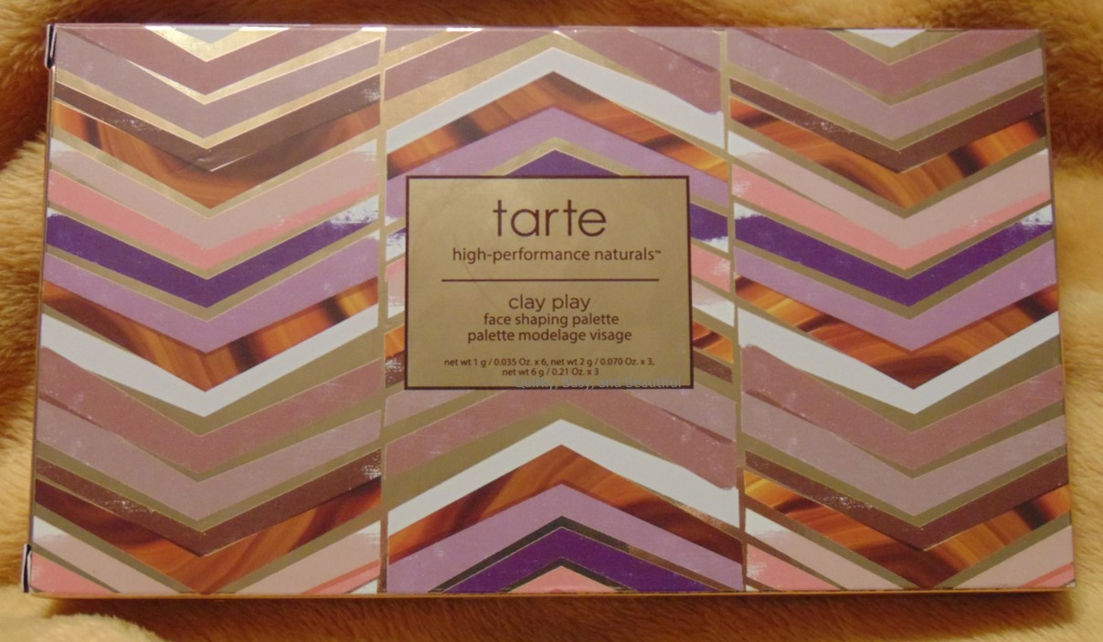 Clay Play Face Shaping Palette - Volume I by Tarte #18