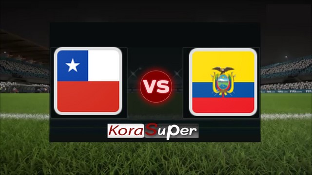 مشاهدة الإكوادور وتشيلي 22-06-2019