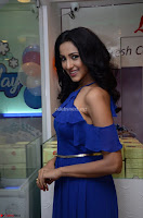 Priya Shri in Spicy Blue Dress ~  Exclusive 31.JPG