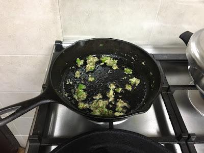 Aloo Gobi Matar   Potato Cauliflower Peas
