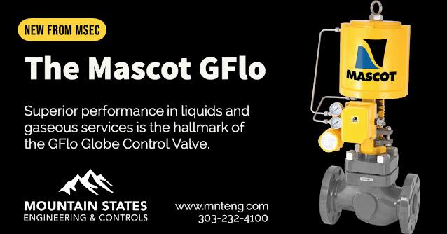 MASCOT GFlo Globe Control Valve