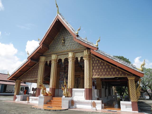 Wat Hua Xiang, Luang Prabang