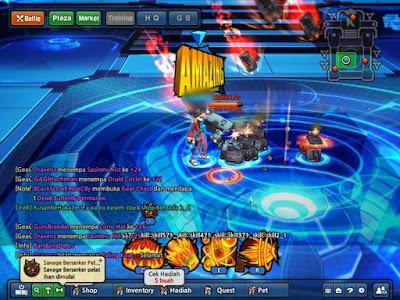 PKL Lost Saga Cheat GRATIS