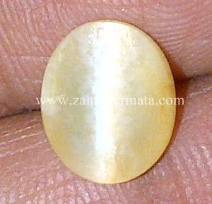 Batu Permata Opal Cat Eye - ZP 563