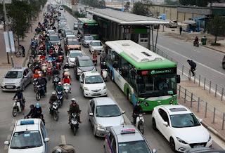 Chuyện đề xuất cho các phương tiện khác đi vào làn của buýt nhanh BRT