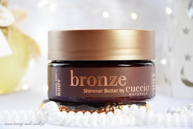 Bronze Shimmer Butter Cuccio