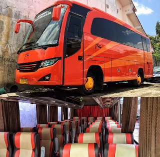 Sewa Bus di Purworejo