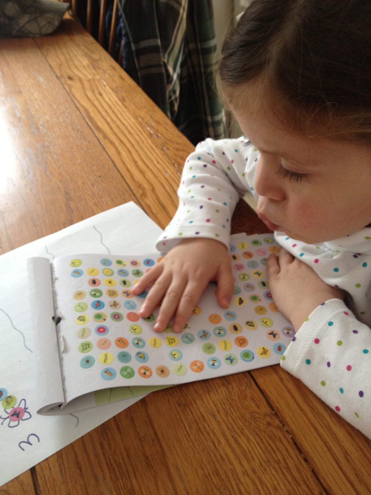 Take Time For Today Toddler Math Worksheet