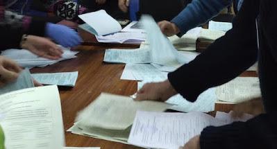 В 2 мажоритарных округах состоялись внеочередные выборы в Верховную Раду.
