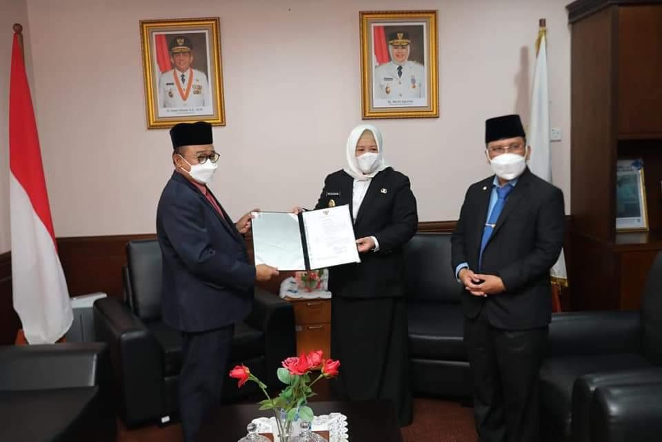 Sekda Kabupaten Karimun Akan Melaksanakan Jabatan Plh Bupati Karimun Terhitung 24 Maret 2021