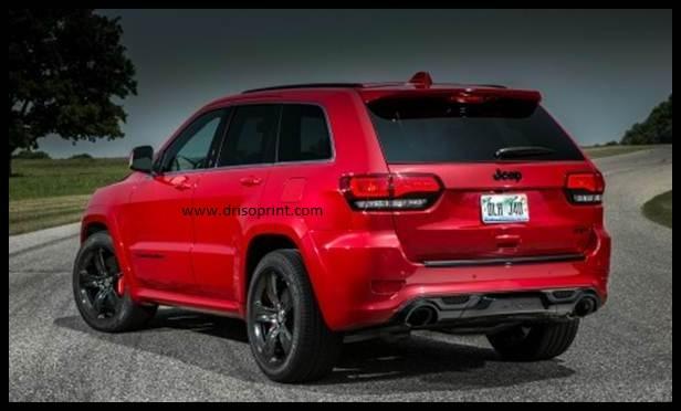 Jeep Trackhawk Release Date