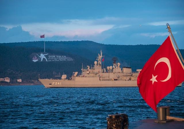 Προετοιμασίες θερμού επεισοδίου από την Τουρκία;