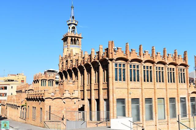 Fábrica Casaramona, Barcelona