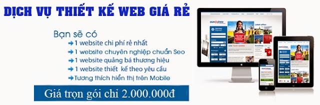 Thiết kế web tại Cà Mau lĩnh vực bất động sản